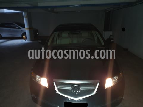 Acura TL 3.5L usado (2008) color Negro precio $100,000