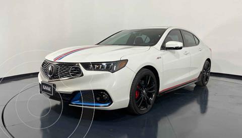 Acura TLX A- Spec usado (2018) color Blanco precio $497,999
