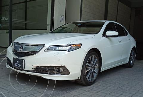 Acura TLX Advance usado (2015) color Blanco precio $299,000