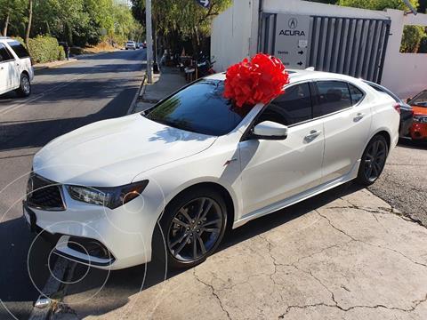 Acura TLX A- Spec usado (2019) color Blanco precio $510,000