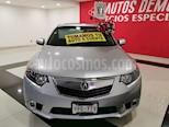 Foto venta Auto usado Acura TSX 2.4L (2013) color Plata precio $190,000