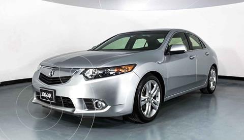 Acura TSX 3.5L usado (2013) color Plata precio $202,999