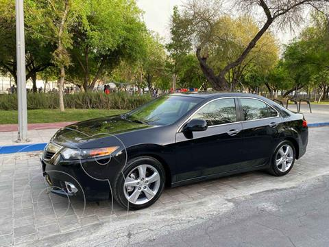 Acura TSX 2.4L usado (2011) color Negro precio $229,900
