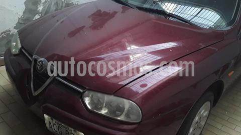 Alfa Romeo 156 Twin Spark Tapiceria De Cuero L4,2.0i,16v S 2 1 usado (2000) color Rojo precio BoF900