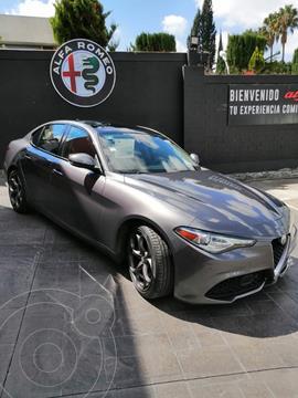 Alfa Romeo Giulia TI usado (2017) color Gris precio $790,000