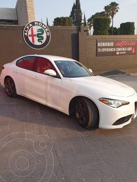 Alfa Romeo Giulia TI usado (2019) color Blanco precio $660,000