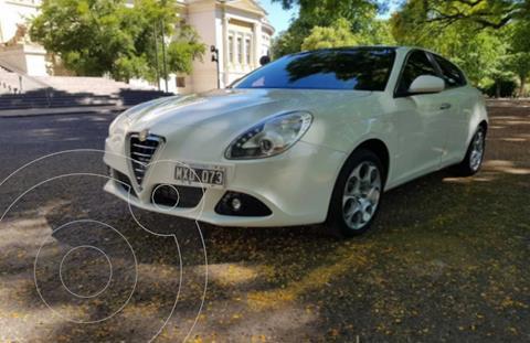 Alfa Romeo Giulietta 1.4 Distinctive usado (2014) color Blanco precio $1.650.000