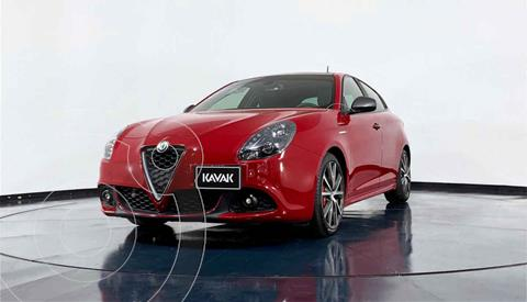 Alfa Romeo Giulietta Veloce TCT usado (2019) color Rojo precio $519,999