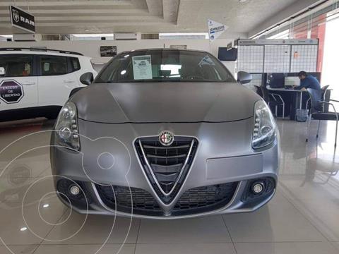 Alfa Romeo Giulietta Quadrifoglio Verde DDCT usado (2016) color Plata Dorado precio $295,000