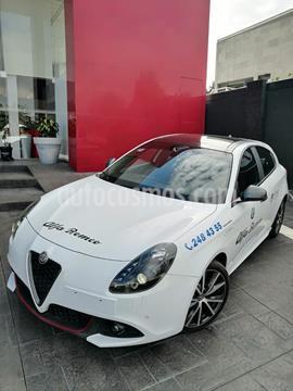 Alfa Romeo Giulietta Veloce TCT usado (2018) color Blanco precio $530,000