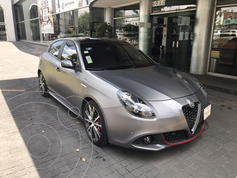 Alfa Romeo Giulietta Veloce TCT usado (2018) color Gris precio $390,000