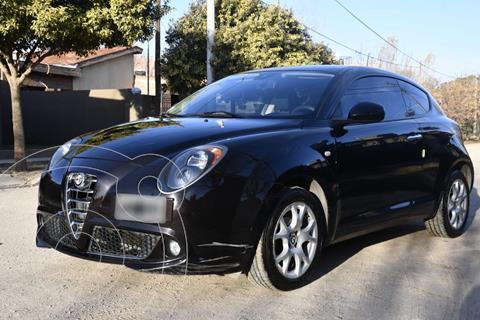 Alfa Romeo MiTo 1.4 Junior usado (2015) color Negro precio $1.630.000