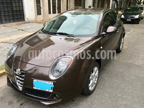 Alfa Romeo MiTo 1.4 Junior usado (2015) color Marron precio $1.380.000