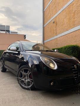 Alfa Romeo MiTo Quadrifoglio Verde usado (2013) color Negro precio $150,000