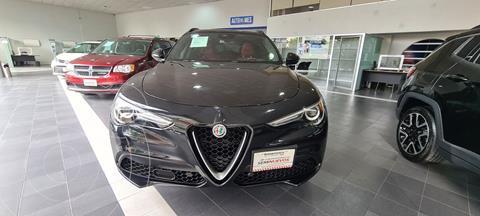foto Alfa Romeo Stelvio TI usado (2018) color Negro precio $840,000