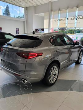 Alfa Romeo Stelvio TI  usado (2021) color Gris precio $1,485,000