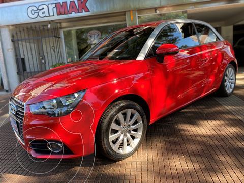 Audi A1 T FSI Ambition S-tronic usado (2013) color Rojo financiado en cuotas(anticipo $1.260.000)