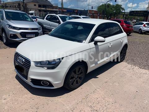Audi A1 T FSI Ambition usado (2013) color Blanco Amalfi precio $1.850.000