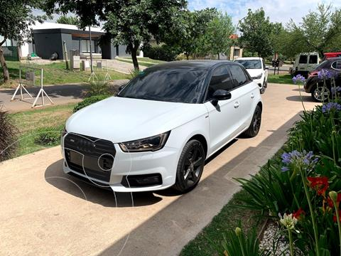 Audi A1 Sportback T FSI Ambition S-tronic usado (2016) color Blanco Glaciar precio $2.800.000