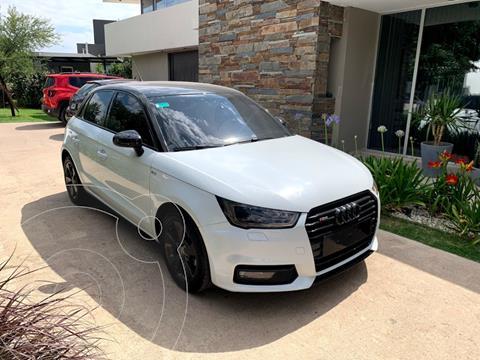 Audi A1 1.4 T FSI S- Line S-tronic usado (2016) color Blanco precio $3.000.000