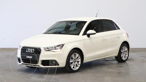Audi A1 Sportback T FSI Ambition usado (2015) color Blanco Amalfi precio $2.560.000