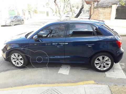 Audi A1 Sportback T FSI Ambition S-tronic usado (2014) color Azul precio $2.130.000