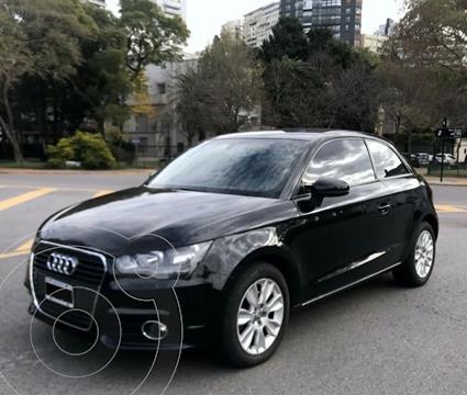 Audi A1 T FSI Ambition usado (2011) color Negro precio $1.530.000