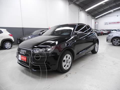 foto Audi A1 T FSI usado (2013) color Negro precio $1.840.400