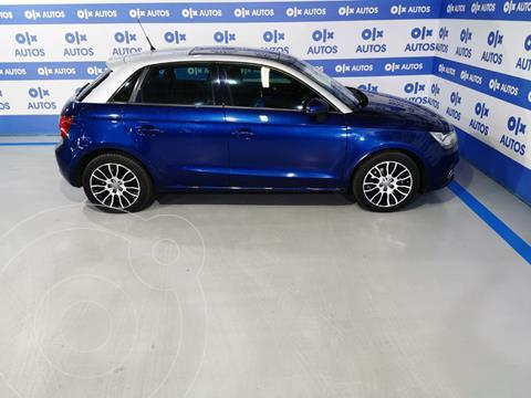 Audi A1 1.4L TFSI Sportback Ambition plus  usado (2014) color Azul Cumulo financiado en cuotas(anticipo $7.000.000)
