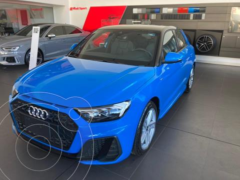 Audi A1 2.0T S Line  nuevo color Azul precio $589,900
