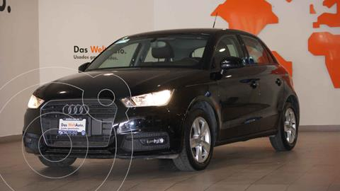 Audi A1 Urban S-Tronic usado (2018) color Negro precio $299,900