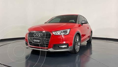 Audi A1 Ego S-Tronic usado (2016) color Rojo precio $267,999