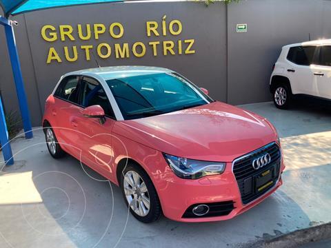 Audi A1 Sport One usado (2014) color Rosa Lady precio $219,000