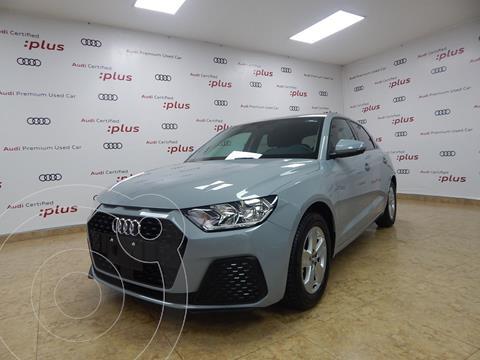 foto Audi A1 Urban usado (2020) color Gris precio $370,000