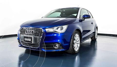 Audi A1 Envy S-Tronic Piel usado (2012) color Azul precio $177,999
