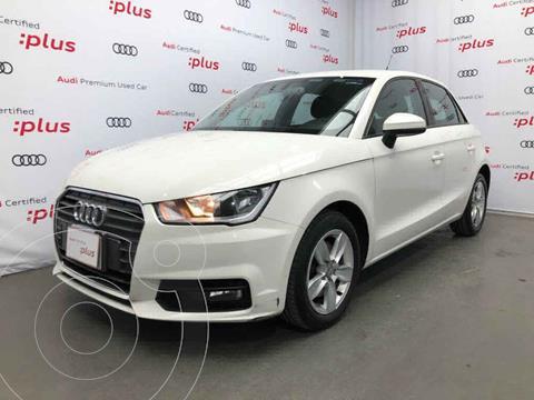 Audi A1 Sportback Cool S-Tronic usado (2016) color Blanco precio $255,000