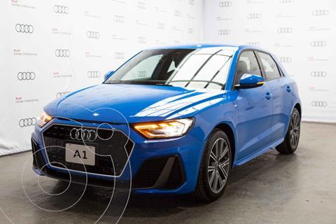 Audi A1 Sportback S line nuevo color Azul precio $689,900