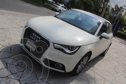 Audi A1 Envy S-Tronic usado (2014) color Blanco precio $235,000