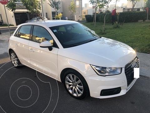 Audi A1 Sportback Cool S-Tronic usado (2018) color Blanco Amalfi precio $305,000