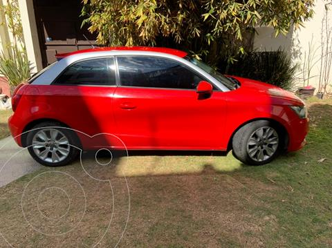 Audi A1 Envy S-Tronic Piel usado (2012) color Rojo Perla precio $165,000