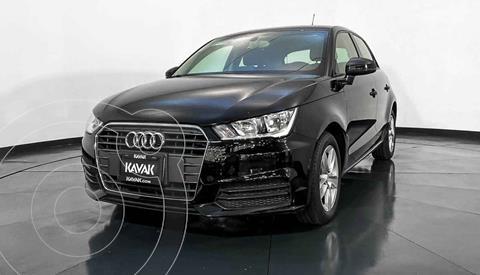 Audi A1 Sportback Urban S-Tronic usado (2018) color Negro precio $299,999