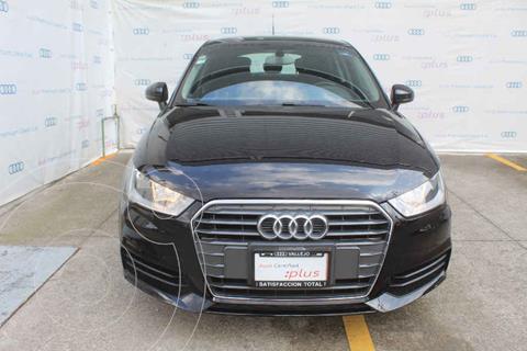 Audi A1 Sportback Urban S-Tronic usado (2018) color Negro precio $313,000