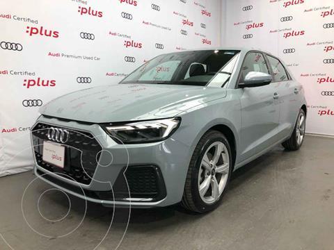 Audi A1 Version usado (2021) color Gris precio $530,000
