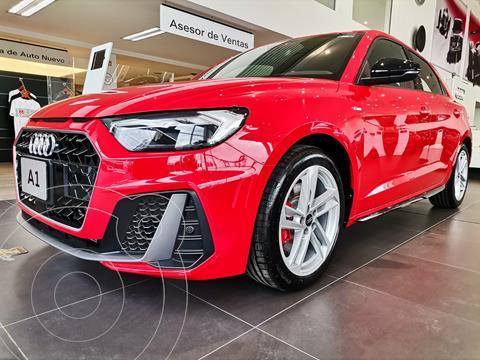 Audi A1 40 TFSI S Line  nuevo color Rojo precio $665,000