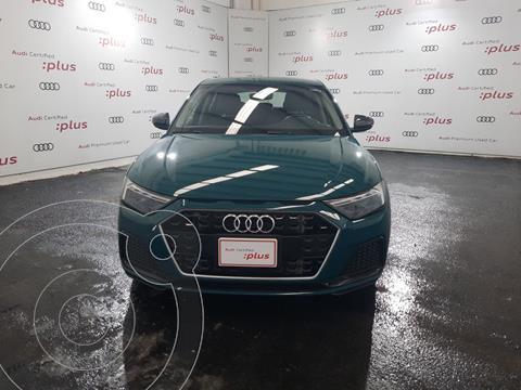 Audi A1 35 TFSI Ego  usado (2021) color Verde precio $580,757
