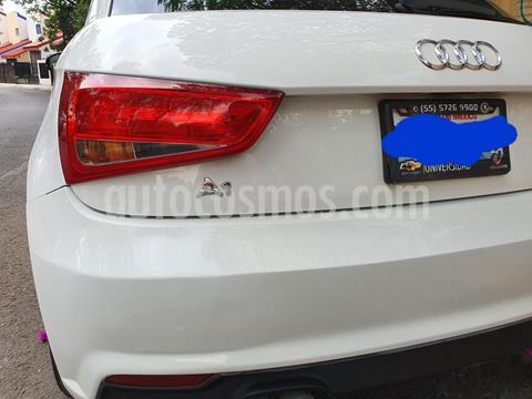Audi A1 Cool usado (2016) color Blanco precio $190,000