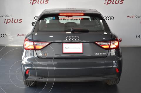 Audi A1 1.0T Cool usado (2020) color Gris financiado en mensualidades(mensualidades desde $5,650)
