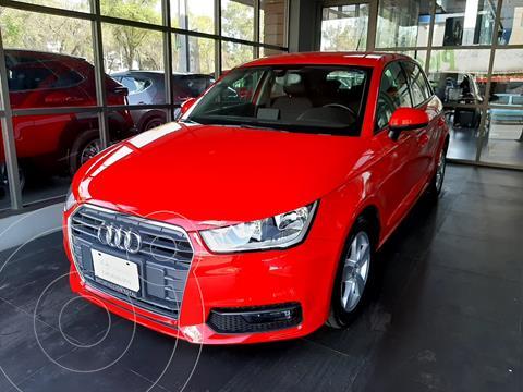 Audi A1 Sportback Cool S-Tronic usado (2017) color Rojo Shiraz precio $269,000