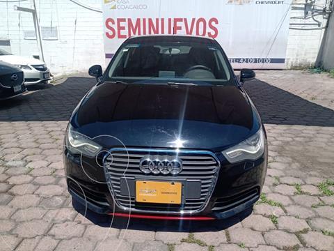 Audi A1 1.0T Cool usado (2013) color Negro precio $195,000
