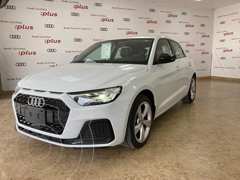 Audi A1 Sportback Ego usado (2020) color Blanco precio $470,000